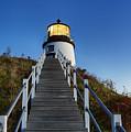 Owls Head Lighthouse by John Greim