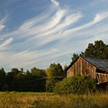 Painted Sky Barn by Benanne Stiens
