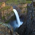 Palouse Falls by Mike  Dawson