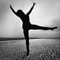 Pamela Dancing by John Chilingworth