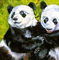 Panda Date by Susan A Becker