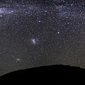 Panoramic View Of The Milky Way by Luis Argerich