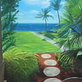 Paradise Beckons by Lea Novak