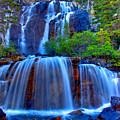Paradise Falls by Scott Mahon