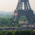 Paris Tour Eiffel 301 Pollution, Pollution by Pascal POGGI