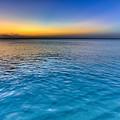 Pastel Ocean Print by Chad Dutson