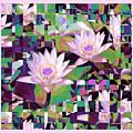 Patchwork Quilt by Karen Lewis