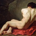 Patrocles by Jacques Louis David