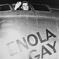 Paul Tibbets In The Enola Gay by War Is Hell Store