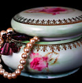 Pearls And Beads by June Marie Sobrito