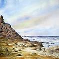 Pebble Beach by Travis Kelley