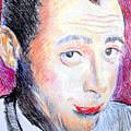 Pee Wee Herman  by Jon Baldwin  Art