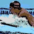 Phelps 2 by George Pedro