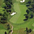 Philadelphia Cricket Club Militia Hill Golf Course 16th Hole 2 by Duncan Pearson