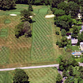 Philadelphia Cricket Club St Martins Golf Course 1st Hole 415 W Willow Grove Avenue Phila Pa 19118 by Duncan Pearson