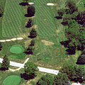 Philadelphia Cricket Club St Martins Golf Course 7th Hole 415 W Willow Grove Ave Phila Pa 19118 by Duncan Pearson