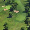 Philadelphia Cricket Club Wissahickon Golf Course 17th Hole by Duncan Pearson
