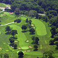 Philadelphia Cricket Club Wissahickon Golf Course 1st And 18th Holes by Duncan Pearson