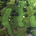 Philadelphia Cricket Club Wissahickon Golf Course 1st Hole by Duncan Pearson