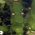 Philadelphia Cricket Club Wissahickon Golf Course 5th Hole by Duncan Pearson
