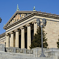 Philadelphia Museum Of Art by Brendan Reals