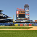 Philadelphia Phillies Stadium  by Brynn Ditsche