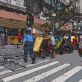Philippines 906 Crosswalk by Rolf Bertram