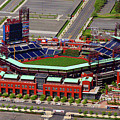 Phillies Citizens Bank Park by Duncan Pearson