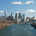 Philly Winter by Jennifer Ancker
