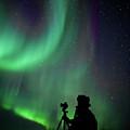 Photographer Catching Beautiful Light by Lars Mathisen Photography