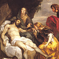 Pieta by Sir Anthony van Dyck