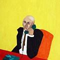 Pink Collar Man by Sheri Buchheit