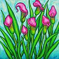 Pink Ladies by Lisa  Lorenz
