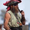 Pirate Peanut Island Florida by Michelle Wiarda