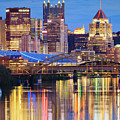 Pittsburgh 2 by Emmanuel Panagiotakis
