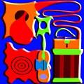 Playing Music by Patrick J Murphy