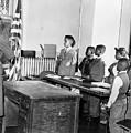 Pledge Of Allegiance, 1958 by Granger