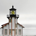 Point Cabrillo Light Station - Mendocino Ca by Christine Till