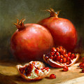 Pomegranates by Robert Papp