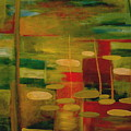 Pond Reflections by Jun Jamosmos