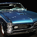 Pontiac Gto 2 by Wingsdomain Art and Photography