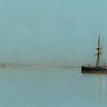 Port Light by John Atkinson Grimshaw