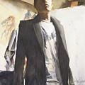 Portrait Of A Prodigy by Douglas Trowbridge