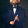 Portrait Of Frederick Douglass by American School