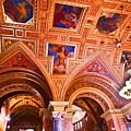 Prague Church Ceiling