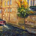 Prague Venice Chertovka 2 by Yuriy  Shevchuk