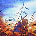 Prairie Sky by Hanne Lore Koehler