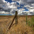 Prarie Sky by Peter Tellone