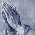 Praying Hands, Art By Durer by Sheila Terry
