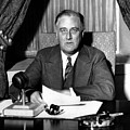 President Franklin Roosevelt by War Is Hell Store